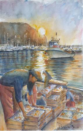 La pesca