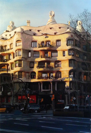 La Casa Milà, La Pedrera