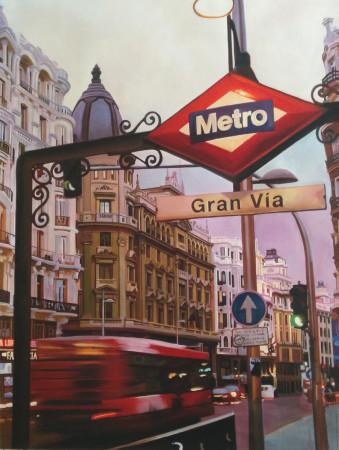 El Metro Gran Vía