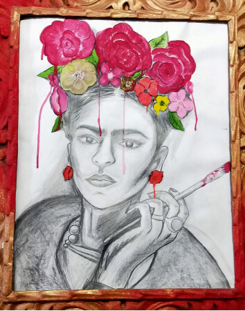Frida Incredula