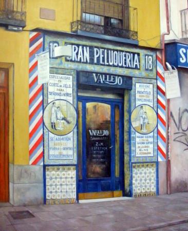 Peluquería Vallejo-Madrid