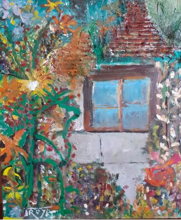 luminoso jardin