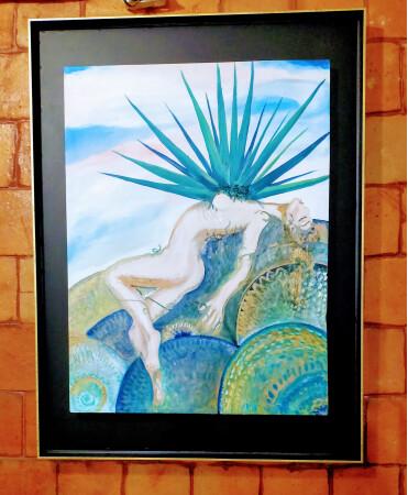 "Iztaccihuatl ""Mujer Dormida"""
