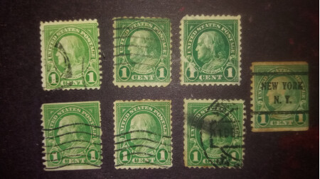 Stamp rare Word