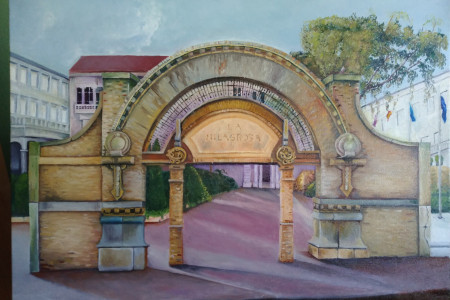 Puerta de la milagrosa