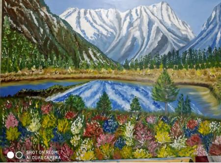 Colores Nevados