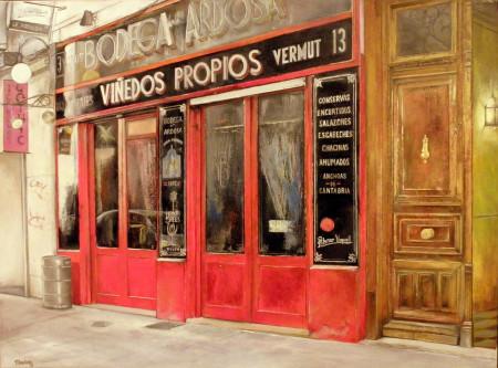 Bodega Ardosa-Madrid