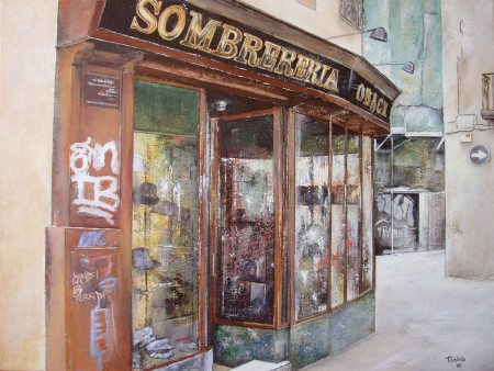 Sombrerería Obach-Barcelona