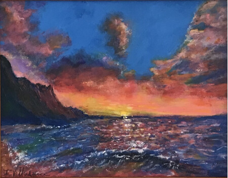 South Pacific Dawn