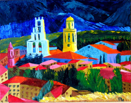 Banyoles, Santa Maria dels Turers