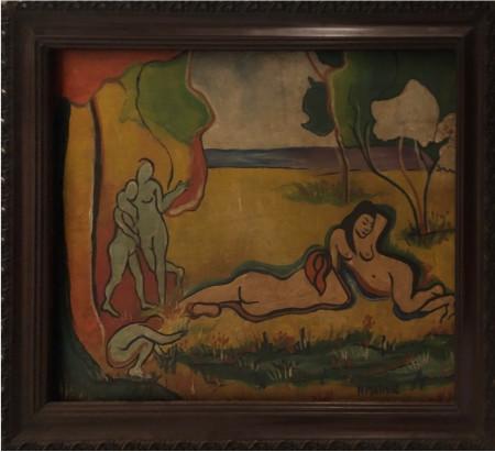 Drop de la alegría de vivir de H Matisse