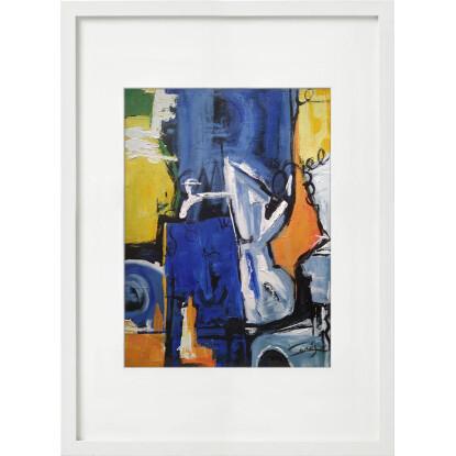 Composición Abstracta 1