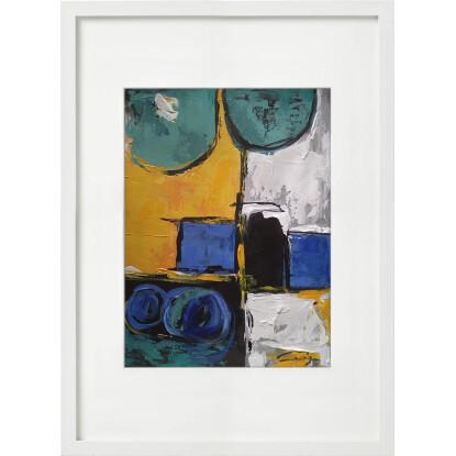 Composición Abstracta 3