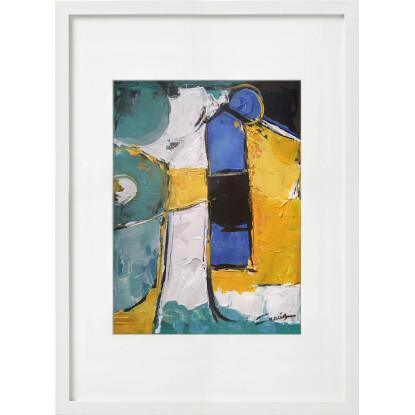 Composición Abstracta 4
