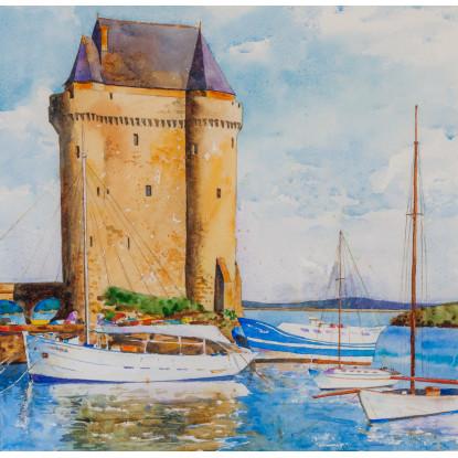 Torre Solidor, Saint Malo, Costa Esmeralda