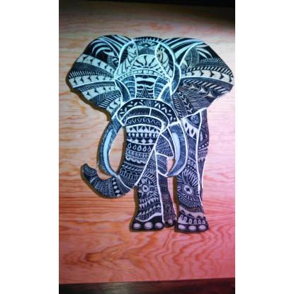 Señor elefhante