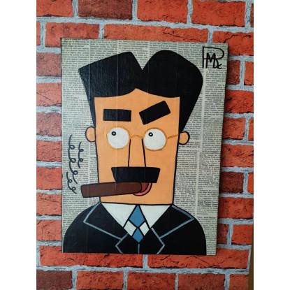 Groucho Marx (Emblemart)