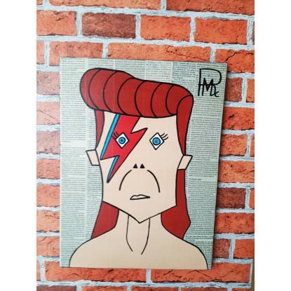 David Bowie (Emblemart)