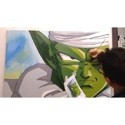 Lienzo Piccolo-Pikkoro Art 1, 100% Óleo