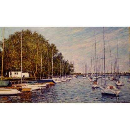 Yachting Club Olivos.