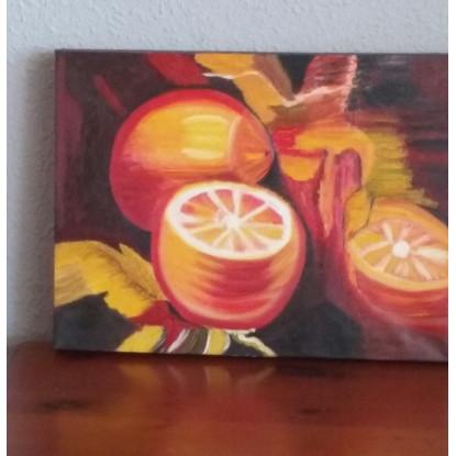 Naranjas de LA huerta Valenciana