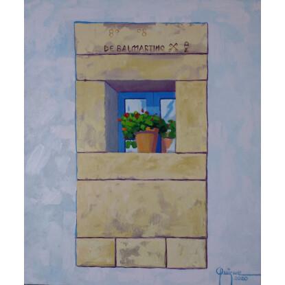 La ventana de Emiliana