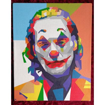 El joker Pop art