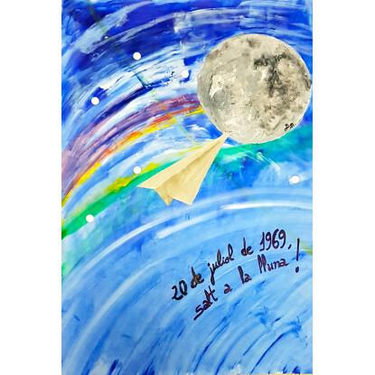 Salt a la lluna (Salto a la luna)