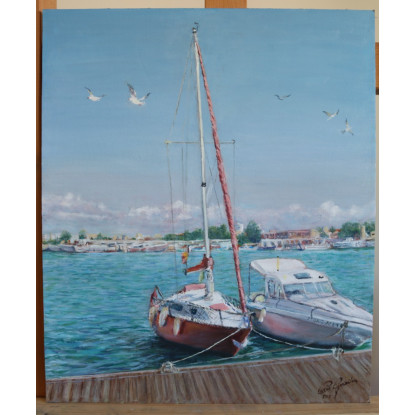 Barcos del Mediterráneo
