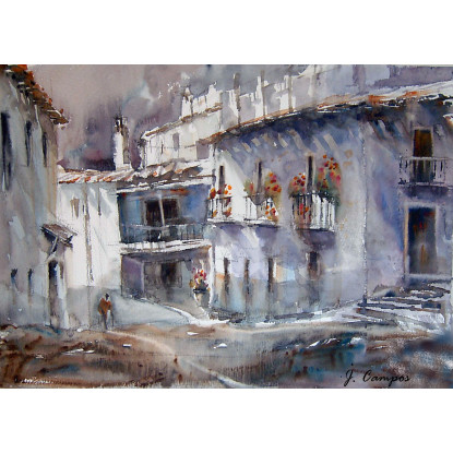 La Alpujarra (Capileira)