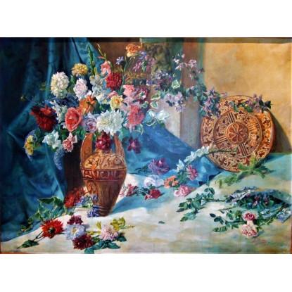 Flores y cerámica valencianas de 1941