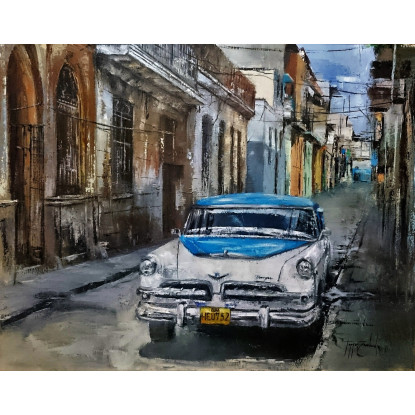 Dodge en La Habana