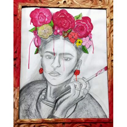 Frida Incredula