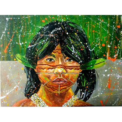 Yanomami de Brasil