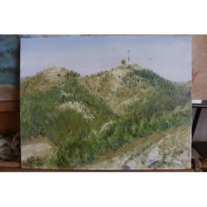 El cerro San Gregorio