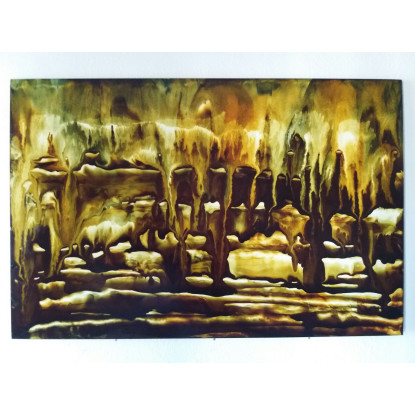 La gruta encantada