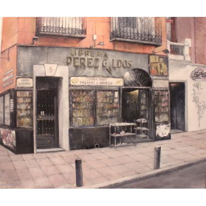 Librería Pérez Galdós-Madrid