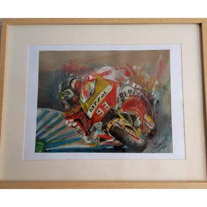 Moto GP Maarquez