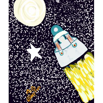 Nave espacial Las Meninas