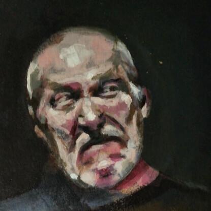 Retrato hombre Adulto I