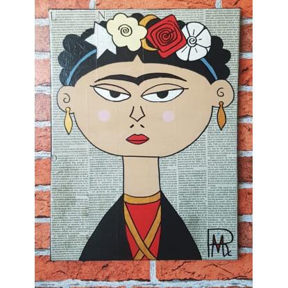 Frida Kahlo (Emblemart)