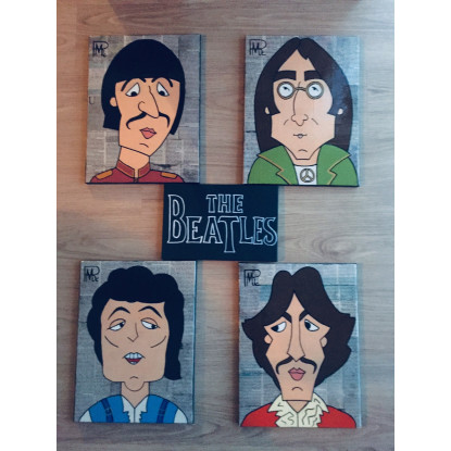 The Beatles (Emblemart)