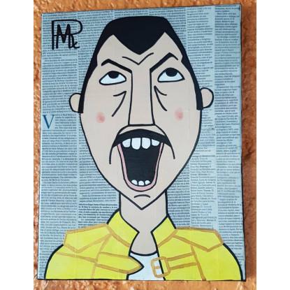 Freddie Mercury (Emblemart)