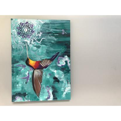 El sueño del colibrí