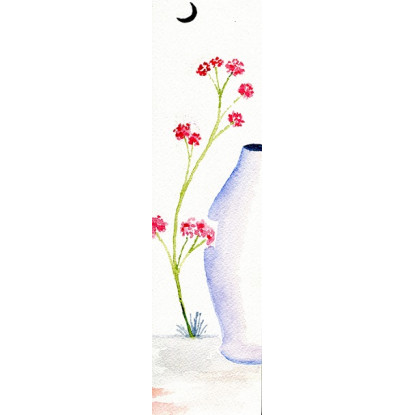 Flor desnuda.