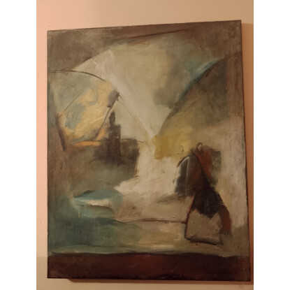 Pintura abstracto del año 2000