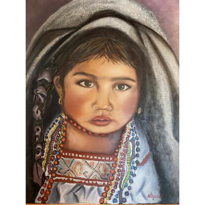 Niña Mazahua