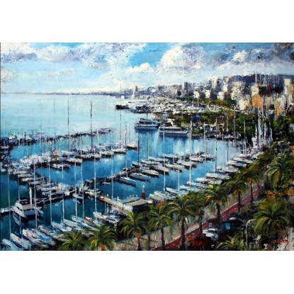 Paseo marítimo de Palma