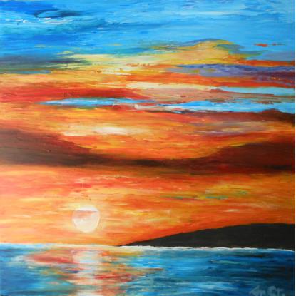 Sol del alba